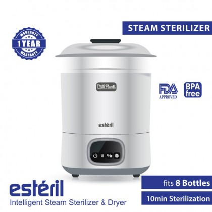 Milk Planet Esteril Intelligent Steam Sterilizer & Dryer